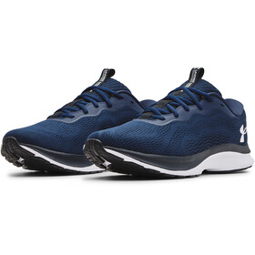 Under Armour Charged Bandit 7 Shoes Men, blauw/wit